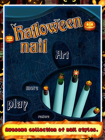 Halloween Nail Art screenshot 6