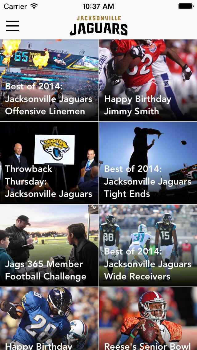 Jacksonville Jaguars screenshot 4