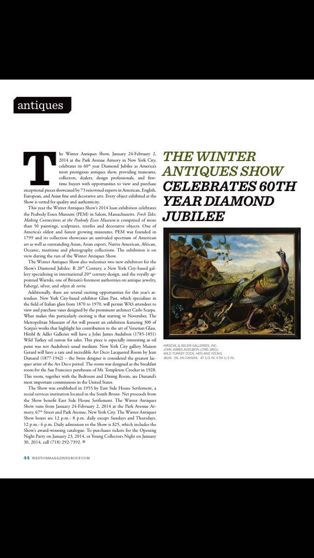 SohoNYC Magazine screenshot 4