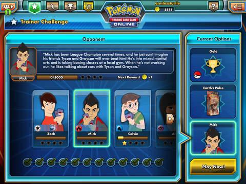 Pokémon TCG Online screenshot 4