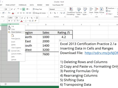 Easy To Use - Microsoft Excel 2013 Edition screenshot 7
