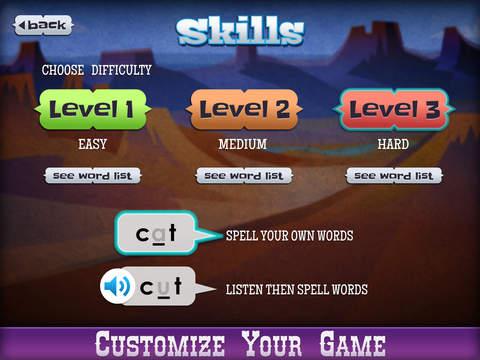 Mystery Word Town Spelling screenshot 9