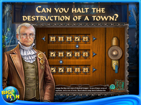 Order of the Light: The Deathly Artisan HD - A Hidden Object Game with Hidden Objects screenshot #3
