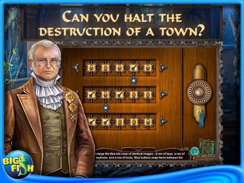 Order of the Light: The Deathly Artisan HD - A Hidden Object Game with Hidden Objects screenshot 3