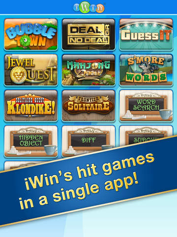 iWin Games | Apps | 148Apps