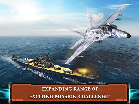 Air Combat OL: Team Match screenshot 7