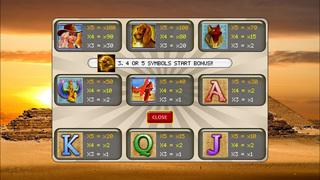 3 Elements Slot screenshot 3