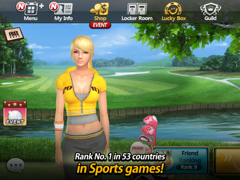 Golf Star™ screenshot 7
