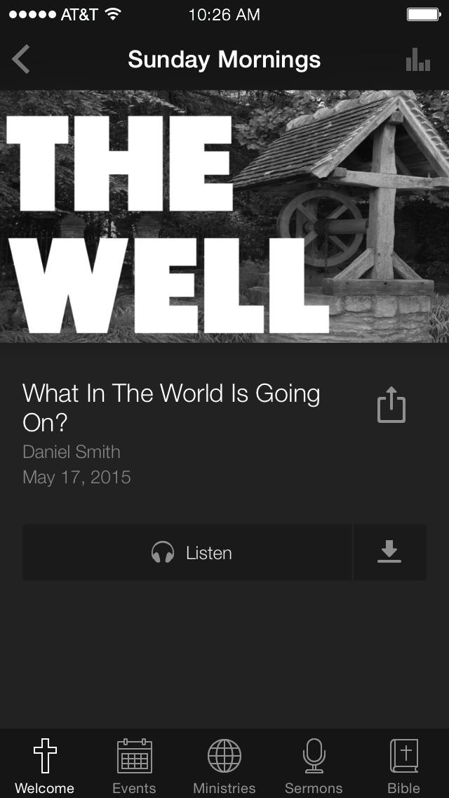 The Well Stigler screenshot 3
