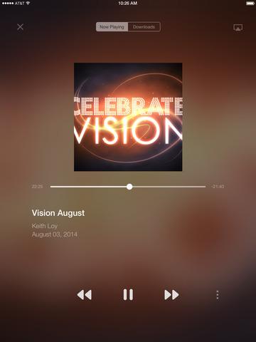Celebrate Community Church screenshot 5