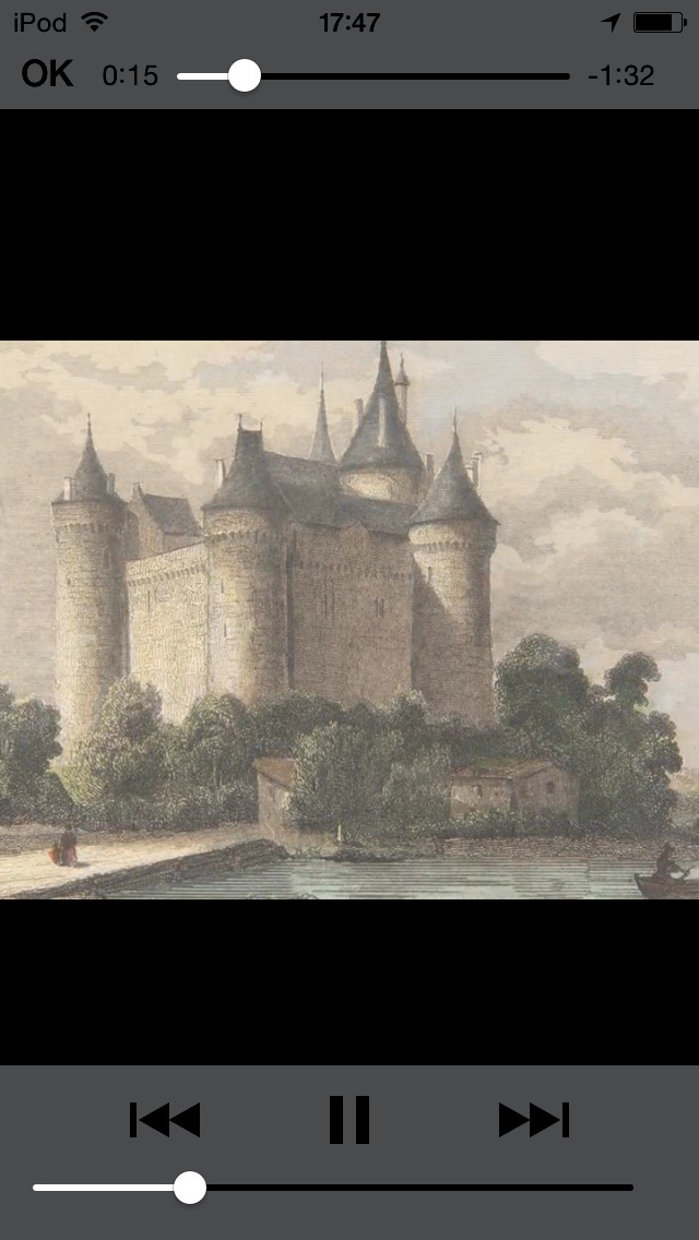 Fabuleux Château de Fougères screenshot 5