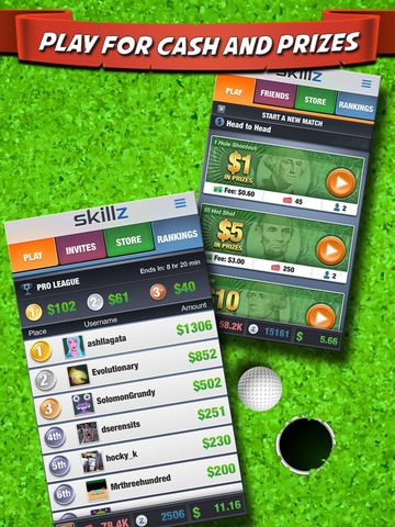 Mini Golf Star Retro Golf Game screenshot 10