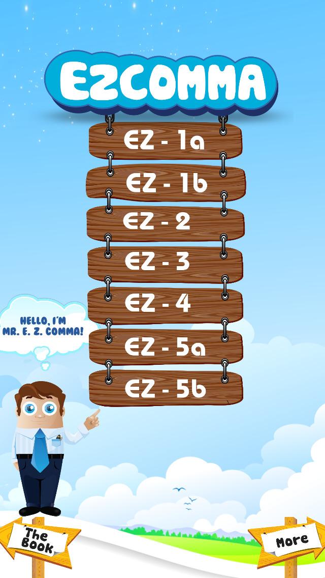 EZCOMMA screenshot #4