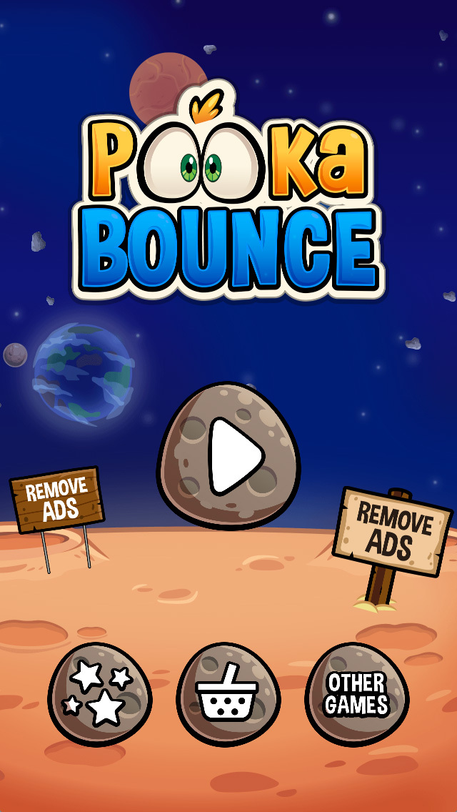 Pooka Bounce screenshot 1