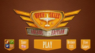 Ace Open Skies Plane Shooter PRO screenshot 1