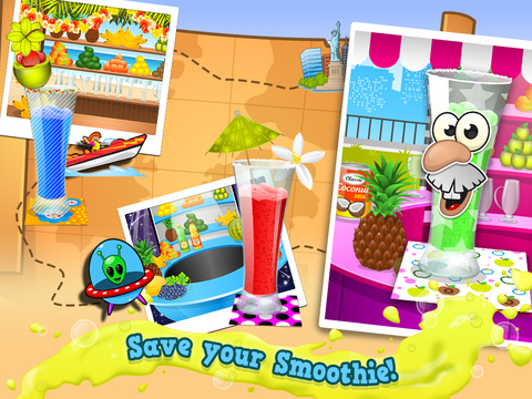 Smoothie Juice Master screenshot 8