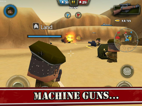 Call of Mini™ Battlefield! screenshot 8