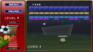 Revolution King Soccer screenshot 1