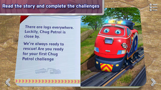 Chug Patrol: Ready to Rescue ~ Chuggington Book screenshot 3
