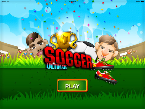Soccer Slot Machine - Free Spin Games screenshot 1