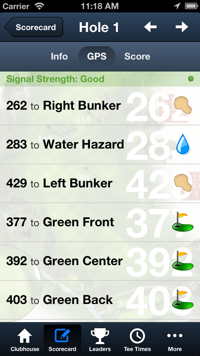Winnipeg Golf Courses screenshot 4