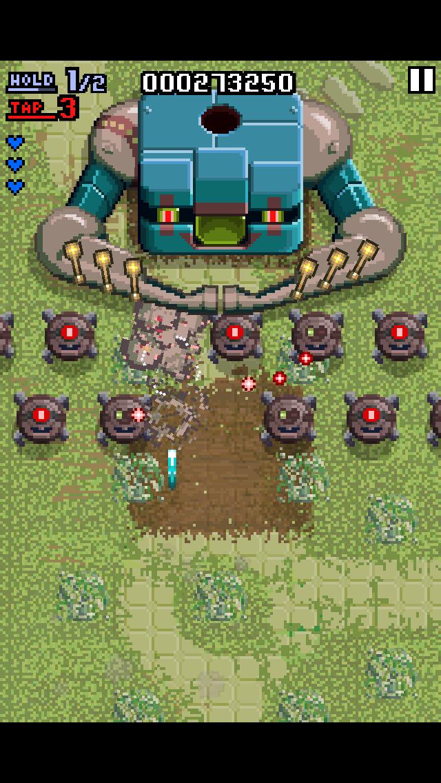 Magenta Arcade screenshot 2