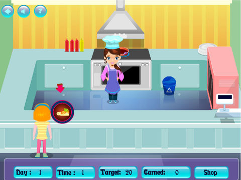 Julia's Kitchen screenshot 8