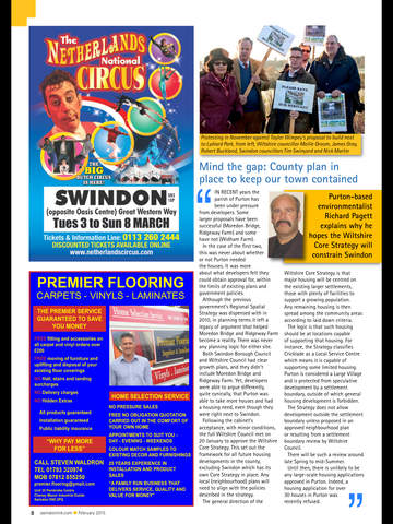 Swindon Link Magazine screenshot 7