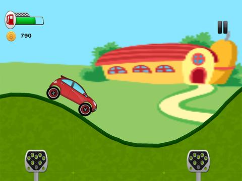 Monster Truck Hill Climb - Pro screenshot 8
