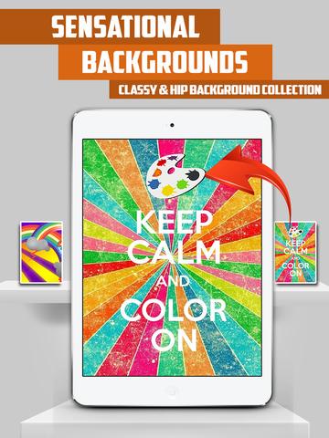 Keep Calm!!! Funny Poster Maker screenshot 10
