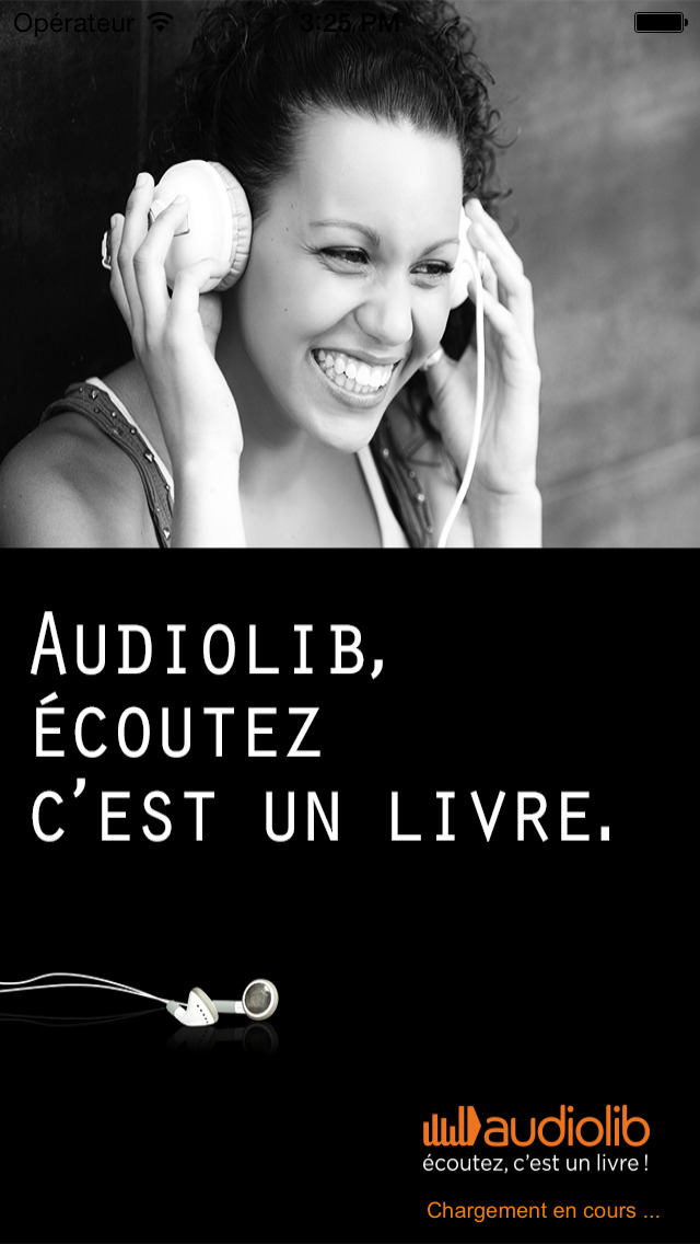 Audiolib screenshot 1