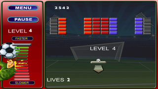 Revolution King Soccer screenshot 3