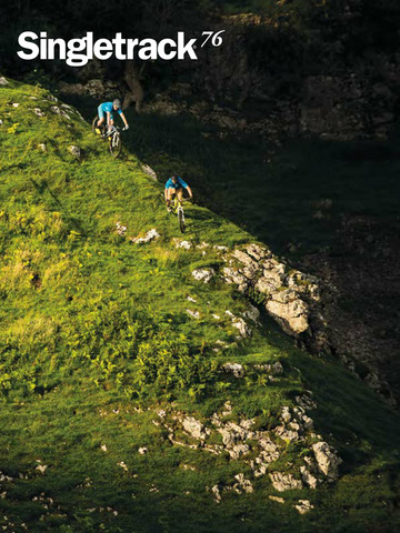 Singletrack Magazine screenshot 5