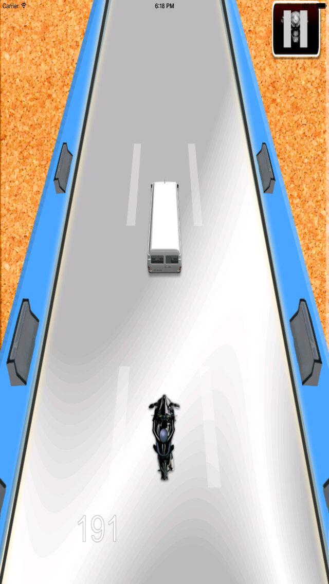 Bike Rivals Race 2 Pro - Fun Motorcycle Extreme Racing screenshot 2