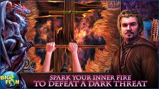 Dark Realm: Queen of Flames - A Mystical Hidden Object Adventure screenshot 3