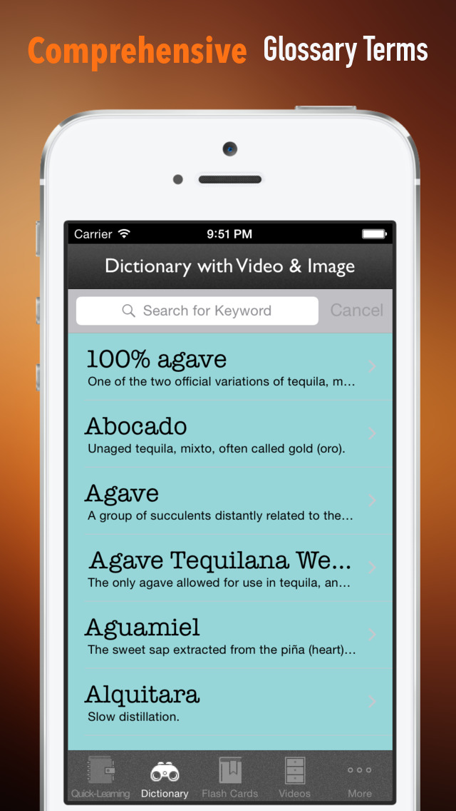 Tequila 101: Quick Study Reference with Video Lessons and Tasting Guide screenshot 3
