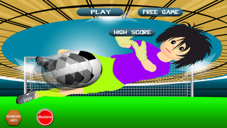 ` Soccer Addict 2015: Pro Football Dream and Kick-Starter Return Free Game screenshot 1