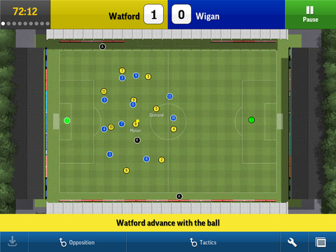 Football Manager Handheld 2015 screenshot 7