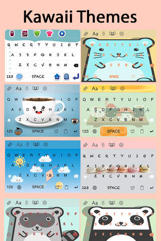 Symbol Infinity Pro Cute Kaomoji Emoji Keyboard With Fancy