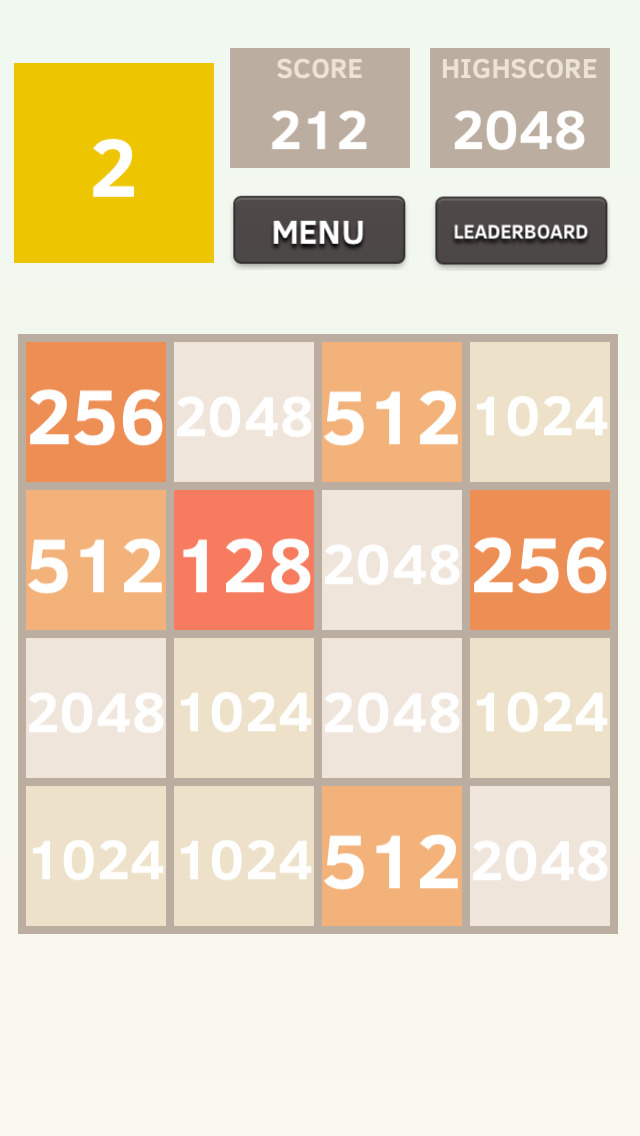 2048 Multi Game Pack screenshot 3
