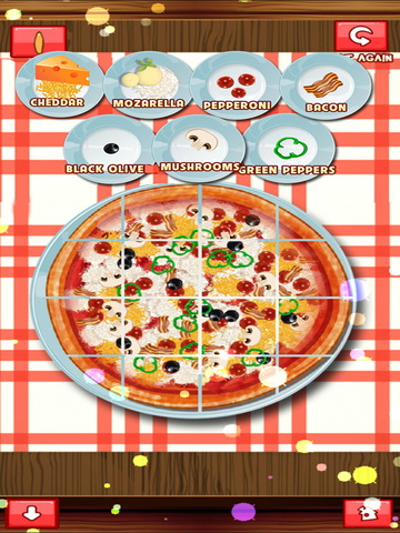 Awesome Pizza Italian Pie Restaurant Maker screenshot 8