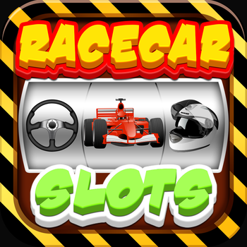 Race Car Casino Fun