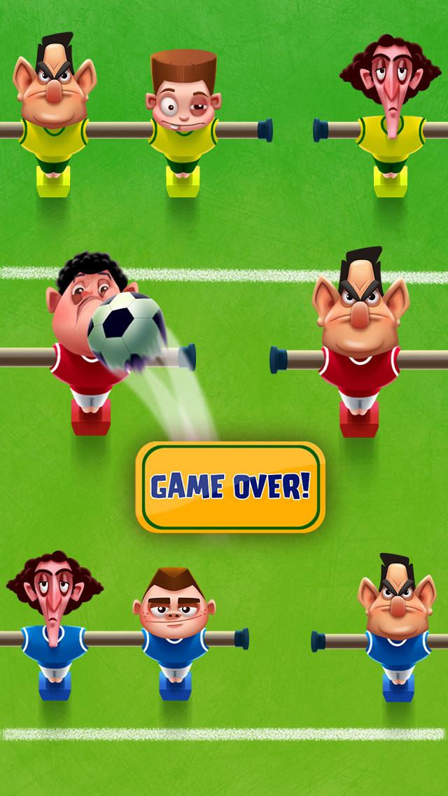 Jumpy Soccer Pro - Top Score Champion screenshot 4