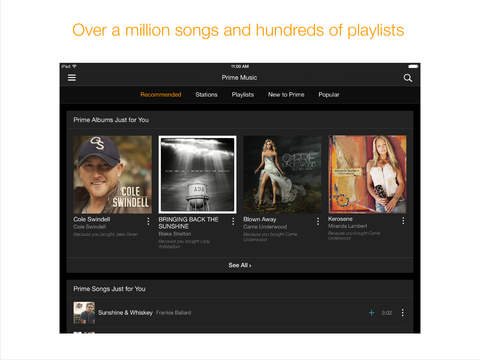 Amazon Music: Songs & Podcasts screenshot 7