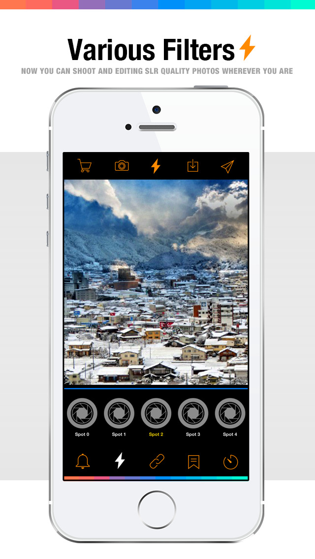 Live FX - camera effects plus photo editor screenshot 2