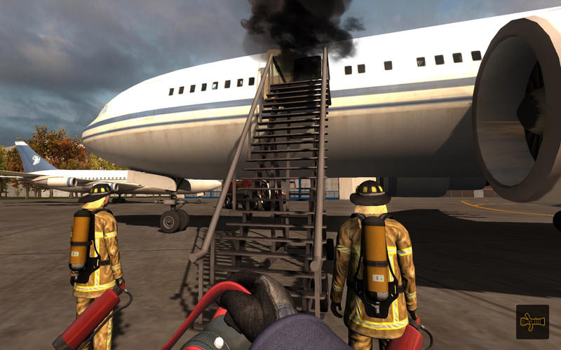 Airport Firefighters - The Simulation screenshot 4