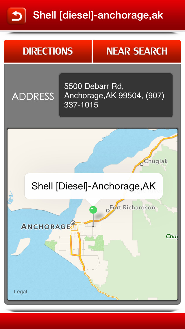 Best App for Shell Stations USA & Canada screenshot 3