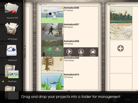 Animation Desk™ screenshot 3