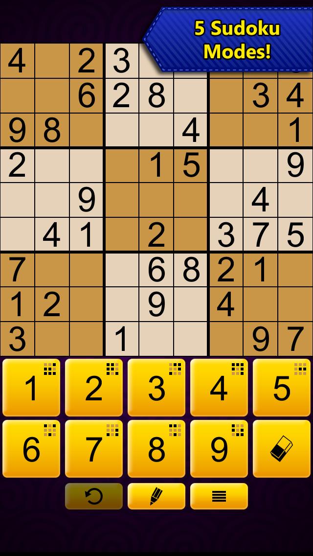 Sudoku Epic screenshot 2