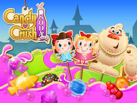 Candy Crush Soda Saga screenshot #5